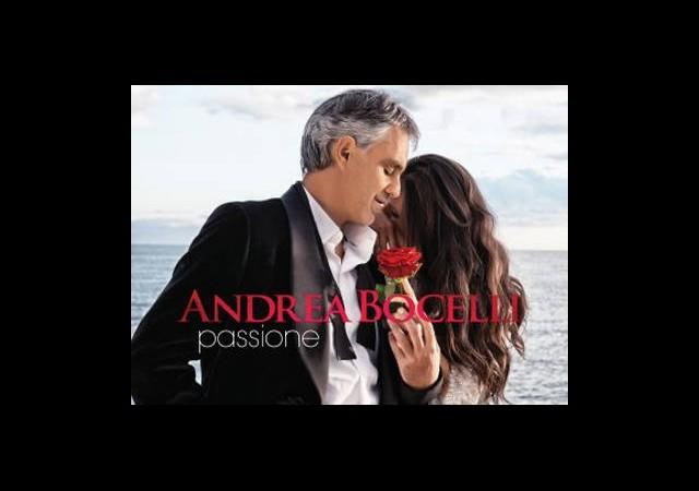 Andrea Bocelli'den Tutkunun Müziği