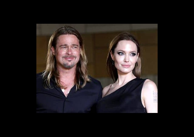 Angelina Bu Hale Geldi!
