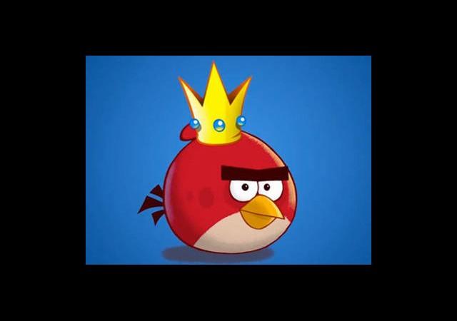 Angry Birds Friends Geliyor!