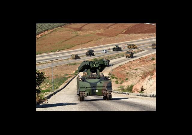 Ankara, Suriye İçin Düğmeye Bastı!