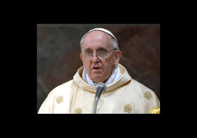 Ankara'dan Papa Fransuva'ya Tepki
