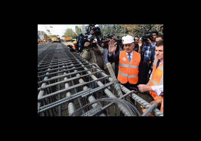 Ankara'nın Trafik Çilesi Bitiyor