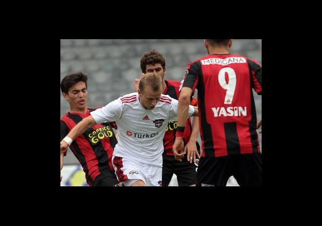 Gençlerbirliği:0 Gaziantepspor:2