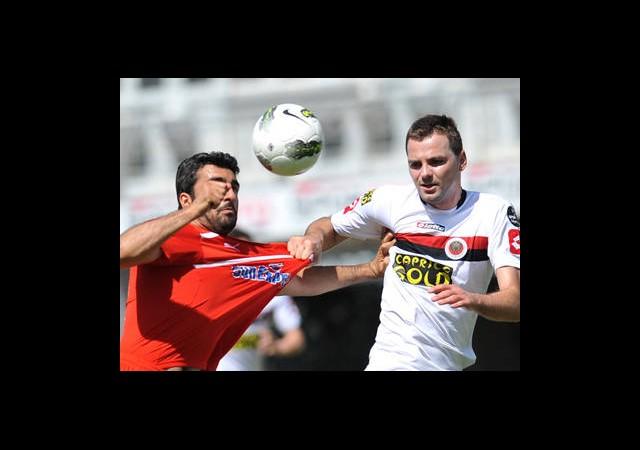 Antalyaspor:1 Gençlerbirliği:3