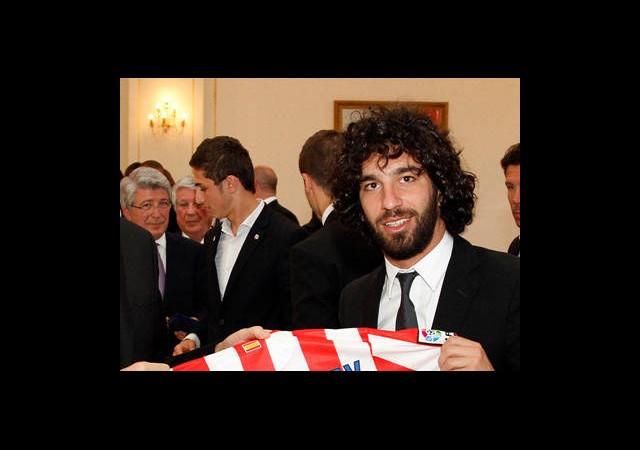 Atletico Madrid Azerbaycan'da