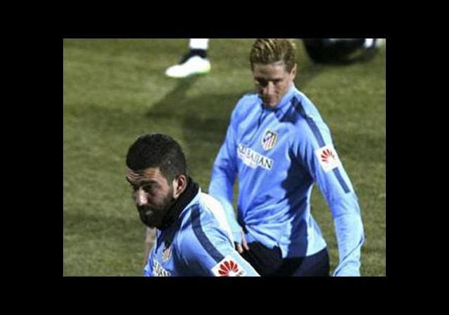 'Arda Turan, Torres için şans!'