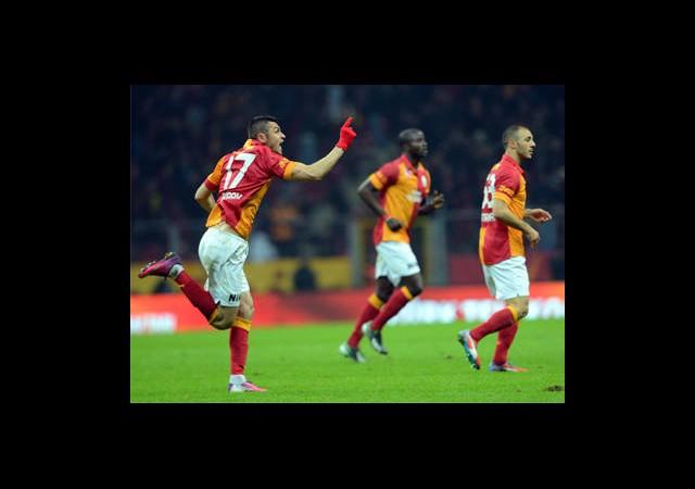 Galatasaray-Gençlerbirliği Canlı Anlatım