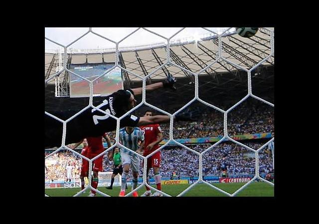 Kabusu Messi bitirdi
