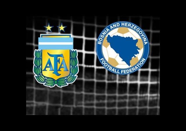 Arjantin-Bosna Hersek (Canlı Anlatım)