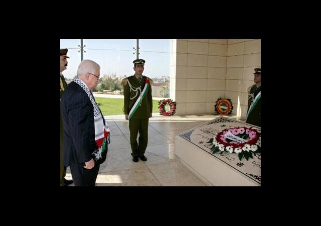 Arafat'ın Mezarı Açılabilir