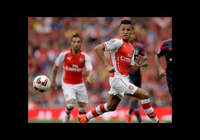 Arsenal gole boğdu!