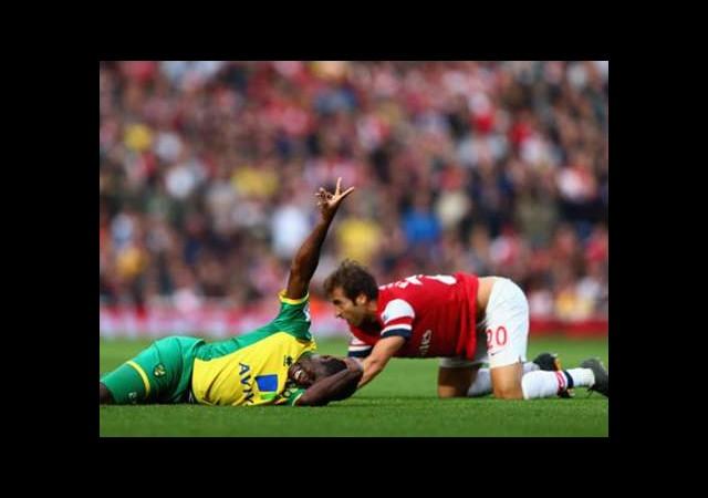Arsenal'e Kötü Haber