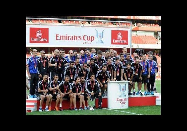 Emirates Kupası sahibini buldu