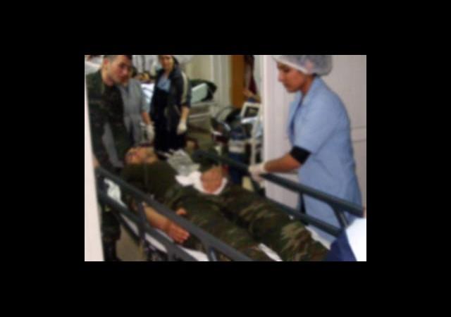 300 Asker Hastanelik Oldu