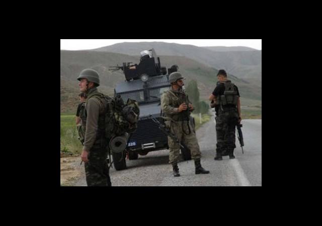 Hakkari'de 5 Asker Yaralandı!