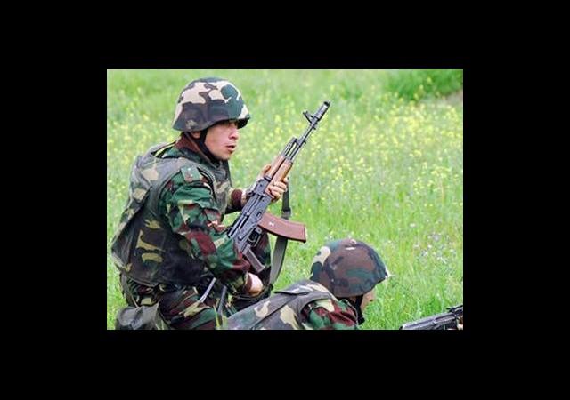 Askerden Terörle Mücadelede Yeni Yöntem