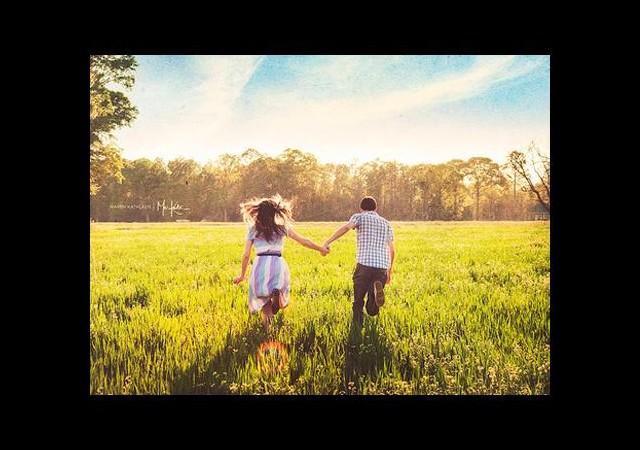Sevgililerin Kalbi Birbiri İçin Atıyor