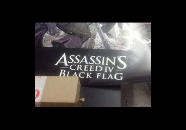 İşte Assassin's Cred IV: Black Flag!