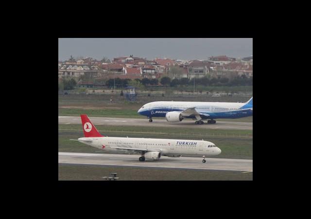 Atatürk Havalimanı Büyüyor