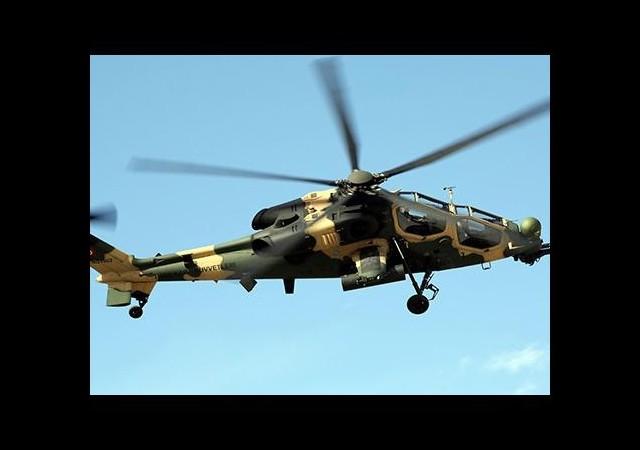 Atak Helikopteri Yurt Dışına Açılıyor