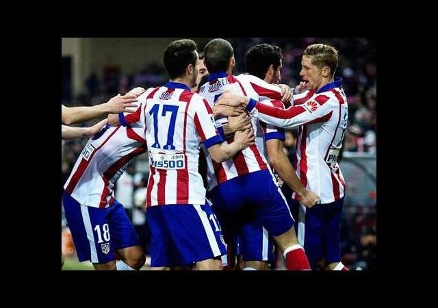 Atletico Madrid dünya futboluna ders verdi!