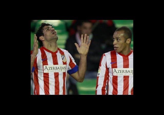 Atletico Madrid Turladı