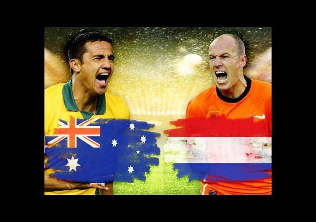 Avustralya - Hollanda maçı saat kaçta?