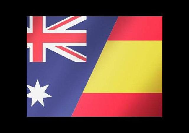 Avustralya İspanya maçı saat kaçta?