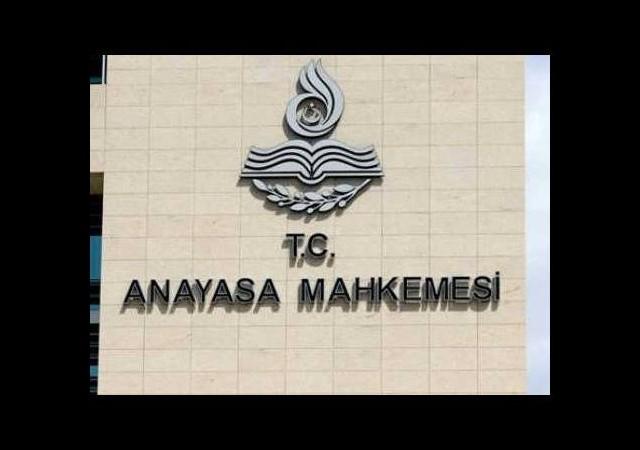 AYM'den kritik iptal kararı