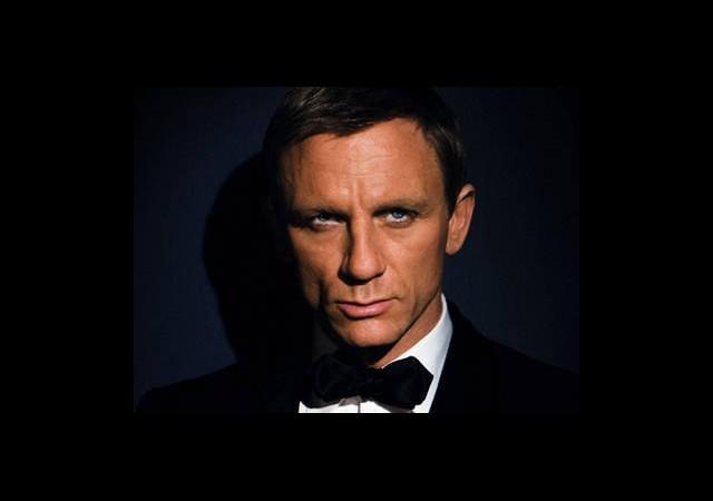 James Bond İçin Çatıya Servis