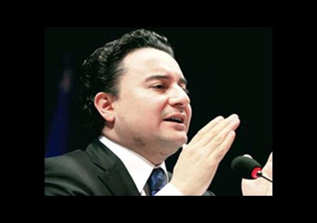 Ali Babacan'dan Kritik Uyarı!