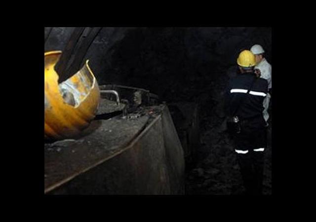 Maden ocağında toprak kayması: 2 ölü