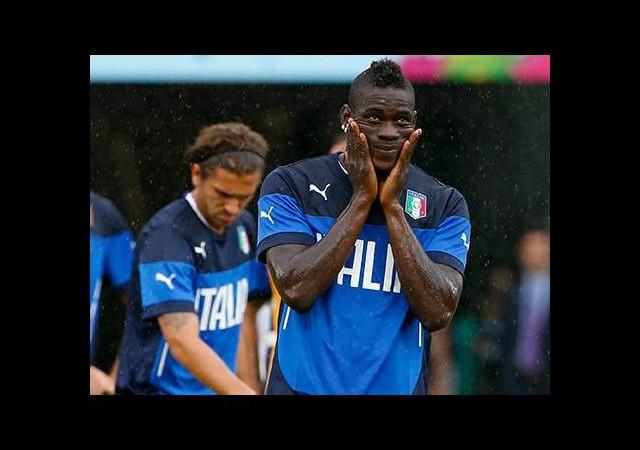 Balotelli'den imalı açıklama