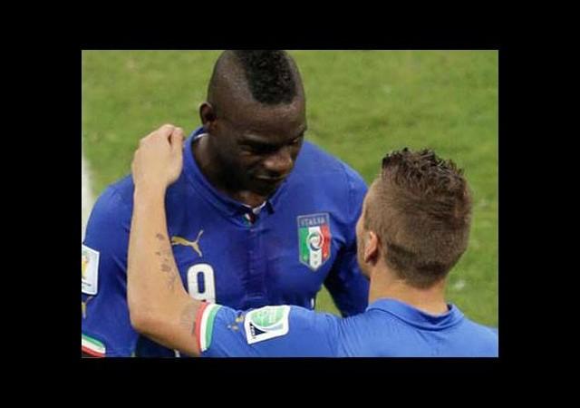 'İtalya oh yes'