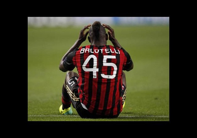 Balotelli Arsenal'e pahalıya patlayacak