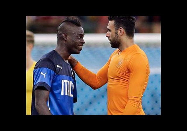 'Balotelli bizi batırdı'