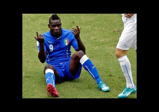 Balotelli isyan etti!