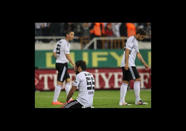 Beşiktaş Baraj Maçı Oynayacak