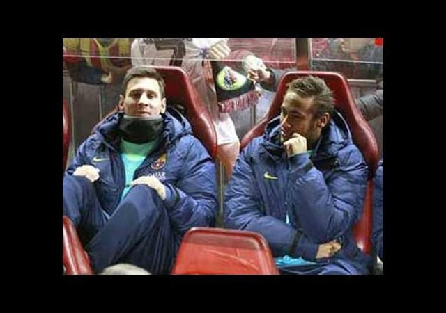 Barça'nın kulübesi tam anlamıyla servet!