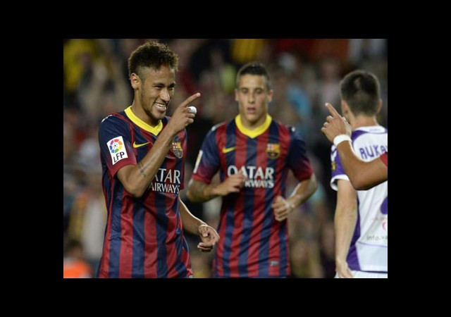 Barça Evinde 4 Köşe!