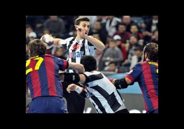 Beşiktaş tarihi maçta Barça'ya