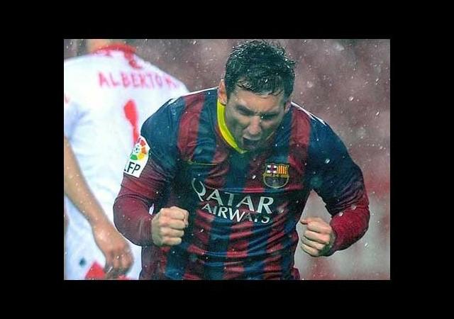 Messi'nin hedefini açıkladı