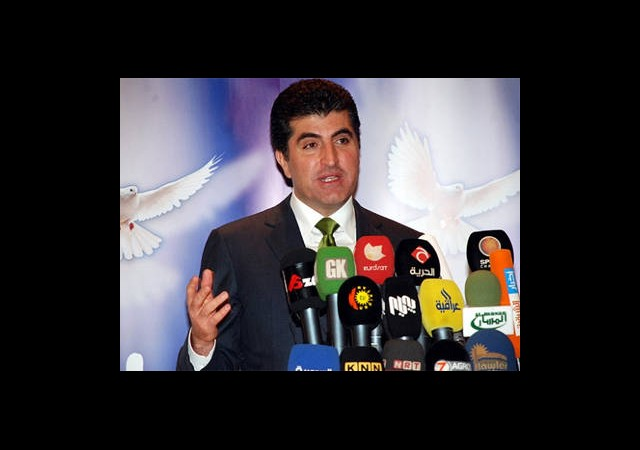 Barzani'den Çözüm Sürecine Destek