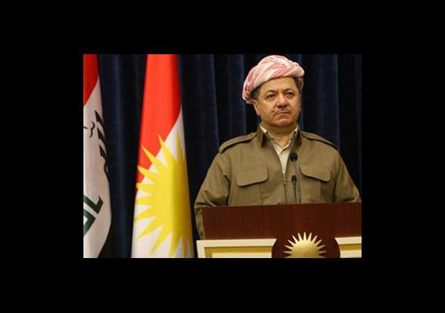 'Suriyeli Kürtleri Eğitiyoruz'