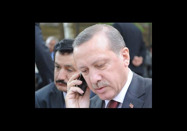 Başbakan Erdoğan'dan Obama'ya Başsağlığı Mesajı