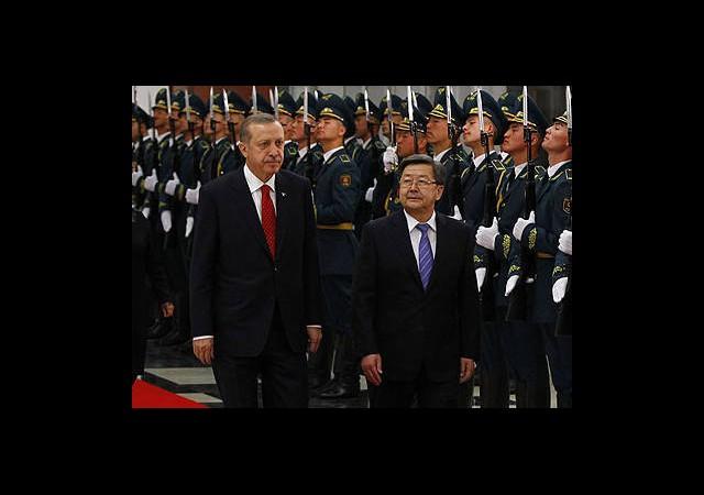 Başbakan Orta Asya'da!