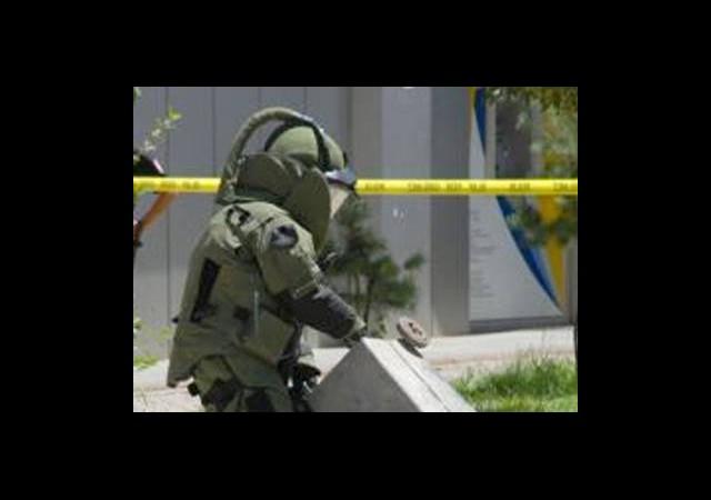 Başbakanlık Önünde Bomba Alarmı