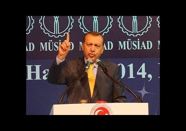 Başbakan Erdoğan'dan Merkez Bankası'na tepki
