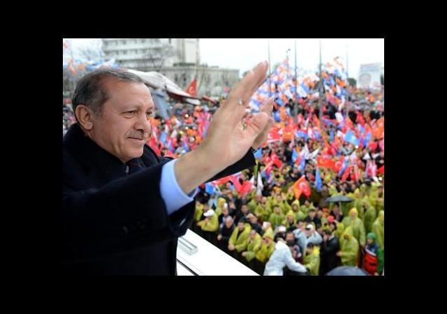 Başbakan Erdoğan Büyükçekmece'de konuştu
