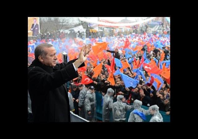 Başbakan Erdoğan Muş'ta konuştu